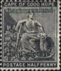 [Cape of Good Hope No.31 Overprinted