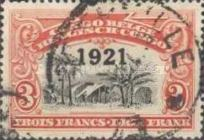 [Definitive Issues of 1910 Overprinted