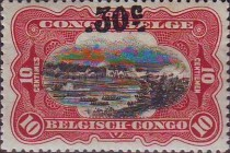 [Definitive Issues of 1915 Surcharged, Typ AG2]
