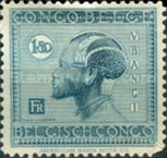 [Definitive Issues: Congo, Typ AV3]