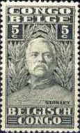 [The 50th Anniversary of the Discoveries in Congo by Henry Morton Stanley, Typ BG]