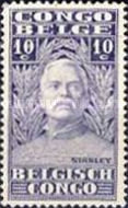 [The 50th Anniversary of the Discoveries in Congo by Henry Morton Stanley, Typ BG1]
