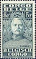 [The 50th Anniversary of the Discoveries in Congo by Henry Morton Stanley, Typ BG12]