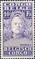 [The 50th Anniversary of the Discoveries in Congo by Henry Morton Stanley, Typ BG13]