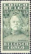 [The 50th Anniversary of the Discoveries in Congo by Henry Morton Stanley, Typ BG3]