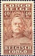 [The 50th Anniversary of the Discoveries in Congo by Henry Morton Stanley, Typ BG4]