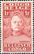 [The 50th Anniversary of the Discoveries in Congo by Henry Morton Stanley, Typ BG6]