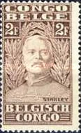 [The 50th Anniversary of the Discoveries in Congo by Henry Morton Stanley, Typ BG9]