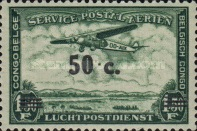 [Airmail - No. 179 Surcharged, Typ CI10]