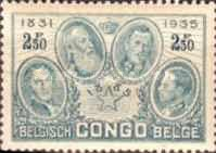 [The 50th Anniversary of Congo State, Typ CK4]