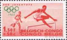 [Olympic Games- Rome 1960, Typ GJ]