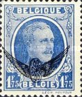 [Overprinted Postage Stamp, Typ A14]