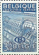 [Postage Stamps with B in Oval, Typ G]