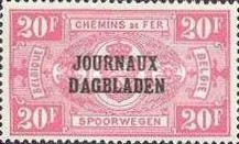 [As Previous Edition but without 1928 in Overprint, Typ B21]