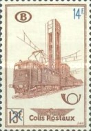 [Previous Edition Overprinted New Value, Typ Q]