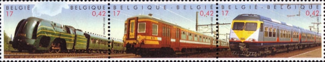 [The 50th Anniversary of the National Railway