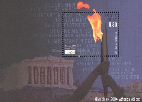 [Olympic Games - Athens,Greece 2004, Typ ]