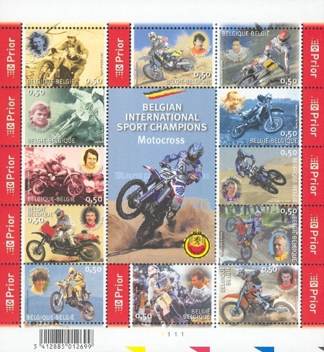 [Belgian International Sport Champions - Motocross, Typ ]