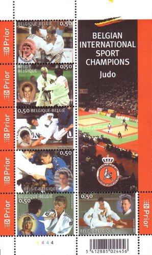 [Belgian International Sports Champions - Judo, Typ ]