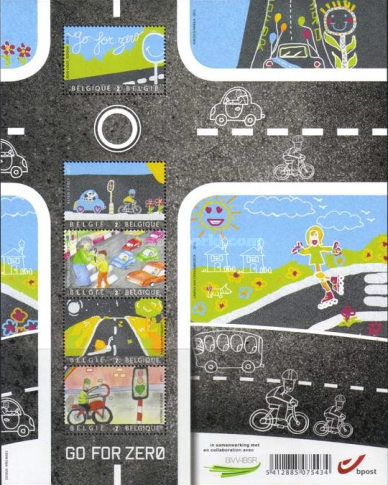 [Traffic Safety Campaign - Glow in the Dark, Typ ]