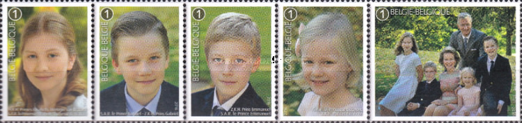 [Children of the Royal Family, Typ ]