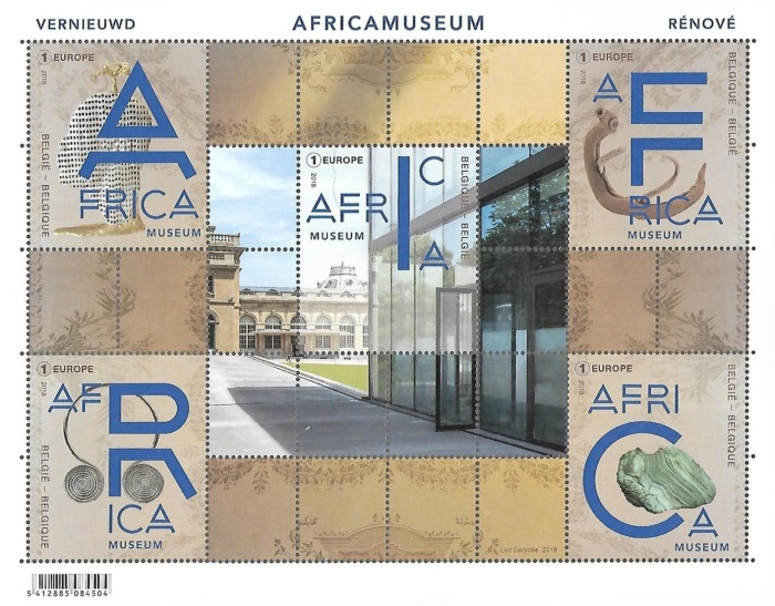 [Royal Museum for Central Africa, Typ ]