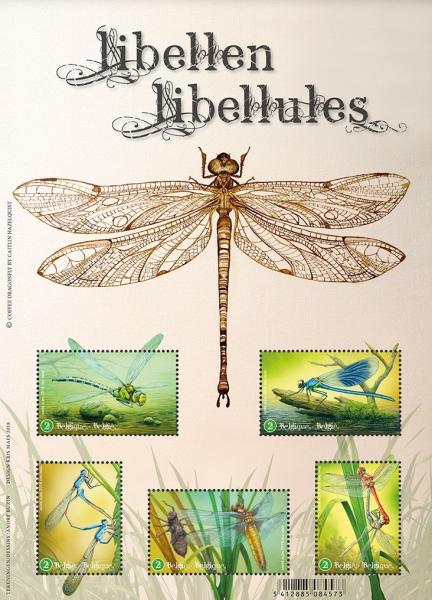 [Insects - Dragonflies, Typ ]