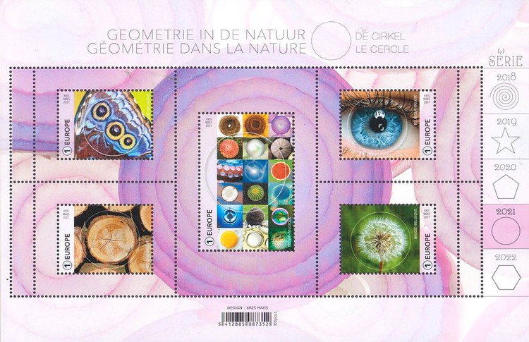 [Geometry of Nature - Circles, Typ ]