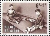 [Charity stamps, Typ ABE]