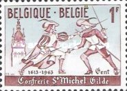 [The 350th anniversary of St.Michel fencing exhibition, Typ ABS]