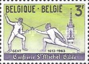 [The 350th anniversary of St.Michel fencing exhibition, Typ ABT]