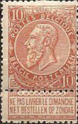 [King Leopold II, type AC]