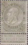 [King Leopold II, type AC1]