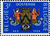 [The 1000th anniversary of the city Ostende, Typ ADC]