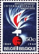 [The 100th anniversary of the International Socialistic Union, Typ ADH]