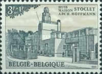 [In memorial of the architect Hoffmann, Typ AEY]