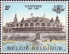 [The 700th anniversary of the city Ostende, Typ AHS]