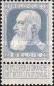 [King Leopold II. New issue, Typ AI]