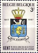 [The 150th anniversary of the university in Liege and Gent, Typ AIG]