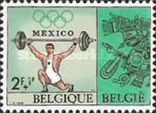 [Olympic Games - Mexico City, Mexico, Typ AJC]