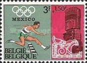 [Olympic Games - Mexico City, Mexico, Typ AJD]