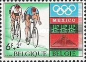 [Olympic Games - Mexico City, Mexico, Typ AJE]