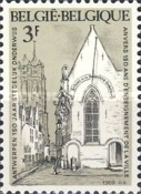 [The 2000th Anniversary of the City Arlon and the 150th Anniversary of the Public School in Antwerp, Typ AKE]
