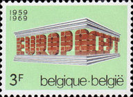 [EUROPA Stamps, Typ AKG]