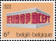 [EUROPA Stamps, Typ AKG1]