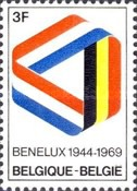 [The 25th Anniversary of BENELUX, Typ AKP]