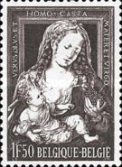 [Christmas Stamp, Typ AMS]