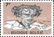 [The 75th Anniversary of the Death of Felicien Rops, Typ AQX]