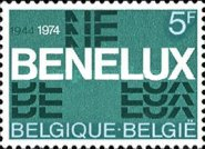 [The 30th Anniversary of the BENELUX Union, Typ ARQ]