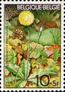 [Charity Stamps - Flora & Fauna, Typ ASG]